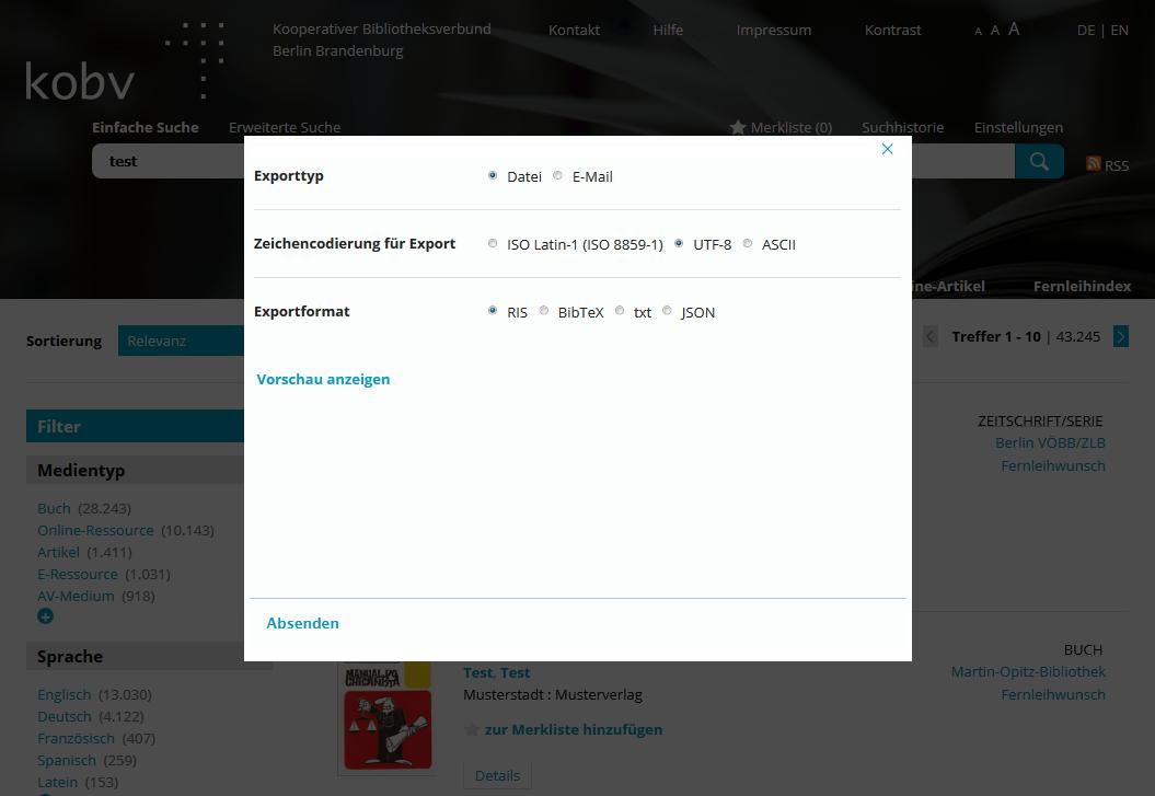 Dateiexport_Übersicht